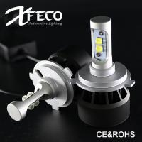 Super Bright Led Headlight Bulb H4 HB2 9003 Canbus Headlight Bulbs CE / RoHs