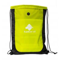 Buy cheap Promotional 210D Polyester Drawstring Bag-HAD14013 product