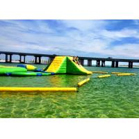 Buy cheap Summer Splash Inflatable Water Park Equipment Comercial Inflatable Floating Water Park from wholesalers