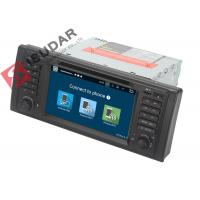 Buy cheap Dual CANbus BMW E90 Sat Nav PURE Android 7 Inch Car Dvd Player Built - In WIFI product