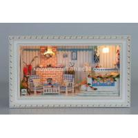 Buy cheap DIY House, Dollhouse, Wooden Model, Educational Toy, 128-05 from wholesalers