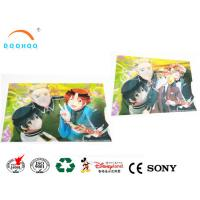 Buy cheap Moving Change Effect Lenticular Printing Services Postcard Sticker from wholesalers