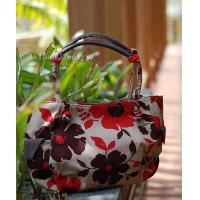 Buy cheap Huge discount bags for sale,Hundred flowers cloth art satchel#3209 from wholesalers