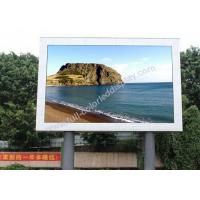 Buy cheap Commercial Outdoor LED Video Wall For Churches / Athletic Contest from wholesalers