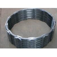 Buy cheap Hot Dip Galvanized Concertina Razor Wire CBT-65 Stainless Steel High Security from wholesalers