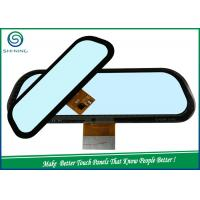 Buy cheap 9.2 Inch CTP 3 Layers Capacitive Touch Panel For Car Rear View Mirror Camera from wholesalers