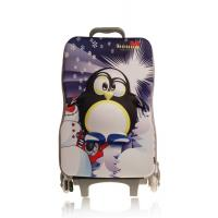 Buy cheap Durable Cartoon Kids Hard Shell Luggage For School Aluminum Handle from wholesalers