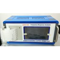 Buy cheap GDRZ-902 Transformer Winding Deformation Tester from wholesalers