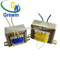 Buy cheap Single phase Transformer Grewin Ei Low Frequency Transformer  Silicon Steel Transformer for Communication from wholesalers