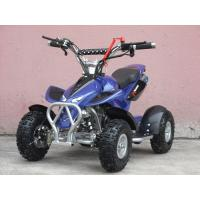 49cc ATV,2-stroke,air-cooled,single cylinder,gas:oil=25:1. Pull start