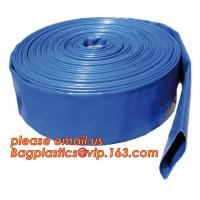 Buy cheap Rubber & Rubber Products, Rubber Tube, Pipe & Hose, high pressure agricultural irrigation flexible pump water PVC Yellow from wholesalers