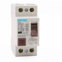 Buy cheap IEC61008 standard NFIN type Low voltage miniature circuit breaker rccb 30ma 100ma 300ma rcd circuit breaker from wholesalers