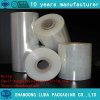 Buy cheap SGS certfied manufacturer  23 micron strech film for pallet shrink wrap film from wholesalers