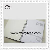 Buy cheap wholesale promotion paper spiral notebook from wholesalers