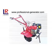 Buy cheap Agricultural Tractor Tillers and Cultivators 170F Diesel Engine Farm Hand Tractor ISO Approved product