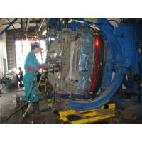 Buy cheap Customized Auto Dismantling Equipment , 20Mpa Vehicle Roller Platform from wholesalers