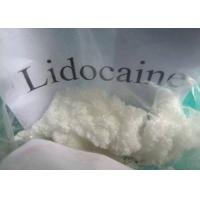 Buy cheap CAS: 137-58-6 Lidocaine Local Anesthetic Powder For Reducing Pain from wholesalers