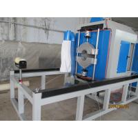 Buy cheap Industry PVC Pipe Extrusion Line / HDPE Pipe Extrusion Machine from wholesalers
