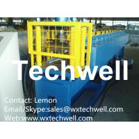 Buy cheap 10 Steps Forming Station G.i Coil Material 4KW Main Power Metal Stud Roll Forming Machine from wholesalers