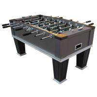 Quality High Grade Football Game Table 5FT Marble Tournament Soccer Table With Wood Handle for sale