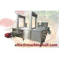 Buy cheap Automatic Plantain Chips Batch Fryer|Banana Chips Frying Machine For Sale from wholesalers