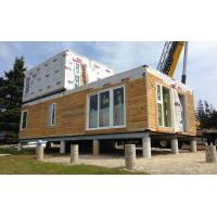 Buy cheap Modular Buildings Prefabricated House Two Storey Light Gauge Steel Villa from wholesalers