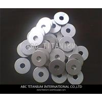 Buy cheap Titanium Fastener DIN 127 titanium helical spring lock washers from wholesalers