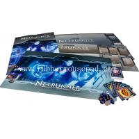 Buy cheap Blank / Plain Black Gaming Playmat Magic YuGiOh Pokemon Sexy Anime Mat from wholesalers