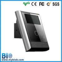 Buy cheap Dual camera facial recognition time attendance and access control terminal Bio-FR702 from wholesalers