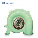 Buy cheap Hydraulic Francis Water Turbine Generator Variable Pressure High Efficiency from wholesalers