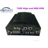 Buy cheap 4 Channels High Definition  Bus Camera Record System For Vechile Fleeting Management from wholesalers
