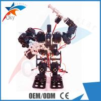 Buy cheap DIY educational toy 15 Arduino DOF Robot biped robot with claws full steering bracket from wholesalers