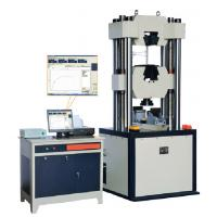 Buy cheap Hydraulic Universal Testing Machine factory price from wholesalers