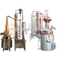 Buy cheap Micro Vodka Distillery Equipment use for Gin/Vodka/Rum/Whisky product