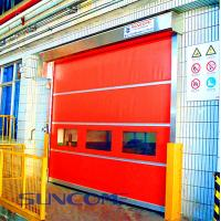 Buy cheap High Performance Industrial High Speed Door Wind Bar Curtain High-Wind Area from wholesalers