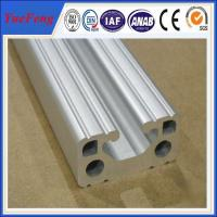 Buy cheap 10mm t slot bosch extruded aluminum profile for equipment frame from wholesalers