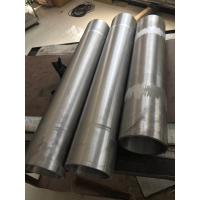Buy cheap Cold Rolling Niobium Welded Tube φ2.0 - 100mm Diameter High Temperature Resistance from wholesalers