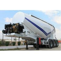 Buy cheap Popular 3 axle bulk cement trailer parts bulk semi trailer with Fuwa axle product