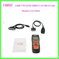 Buy cheap U600 VW/AUDI OBD2 CAN-BUS Code Reader Live Data from wholesalers
