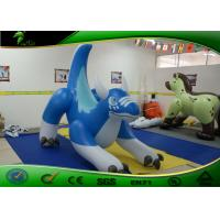 Buy cheap Inflatable PVC 0.4mm Cartoon Dragon Toy / Blue Dragon Inflatable Model Durability from wholesalers