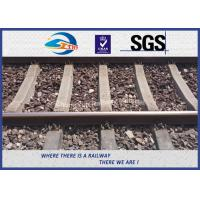 Buy cheap American Standard Railway Steel Rail ASTM A1 AREMA ASCE25 ASCE30 ASCE75 ASCE85 from wholesalers