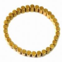 Buy cheap Cylinder Sintered NdFeB Magnet, Suitable for Loudspeakers, MRI and Medical Apparatus from wholesalers