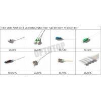 SC Fiber Optic Pigtail Cables