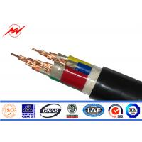 Buy cheap XLPE Insulated Multi Cores Medium Voltage Cable For Power Transmission from wholesalers