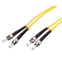 Buy cheap Telecommunication Fiber Optic Patch Cord Single Mode with UPC / APC Polishing from wholesalers
