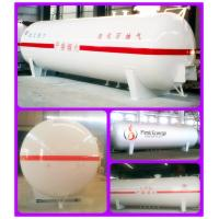Buy cheap Factory Direct Sale 50000liter LPG Storage Tank from wholesalers