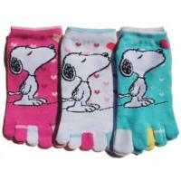 Buy cheap Women toe  Socks from wholesalers