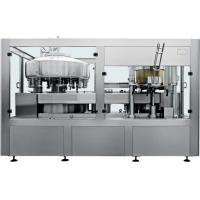 Buy cheap Still pop can filling and seaming machine from Wholesalers