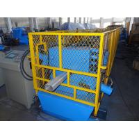 Buy cheap Hydraulic Cutting Type Downspout Roll Forming Machine For Square Shape Down Pipes from wholesalers