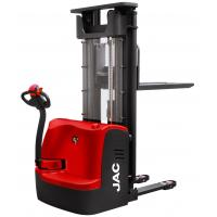 Buy cheap Red Electric Pallet Stacker 1500KG Loading Capacity With AC Driving Motor System from wholesalers